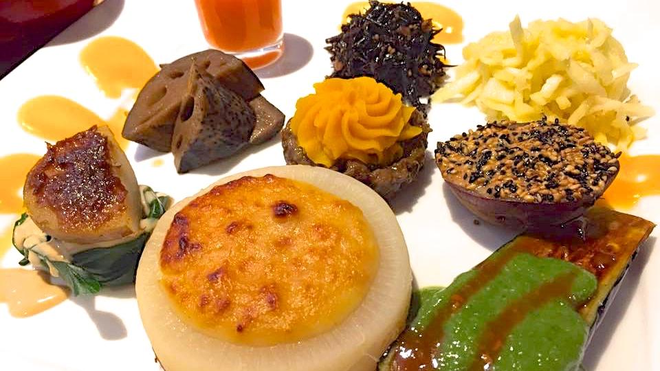 【東京・銀座】自然栽培野菜のおいしさが感動的!レストラン・日水土(ひみずつち)
