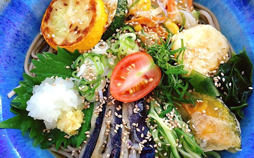 冷たい天ぷら蕎麦をリクエストされ、作ってみて気付いたこと。「本当に心から食べたいものを選んで食べる」ことの大切さ