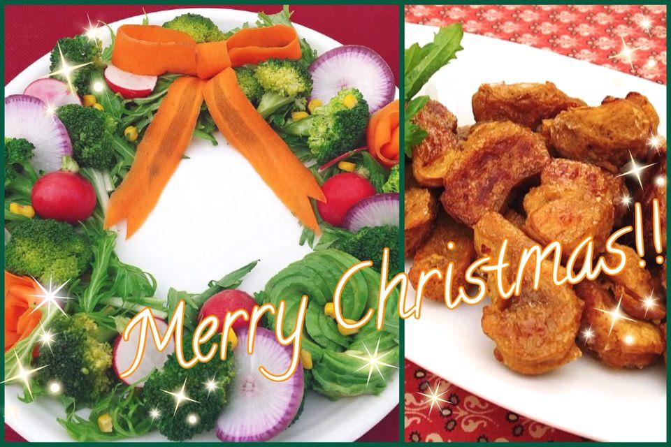 【レシピ提供】ヴィーガン・インナービューティー仕様のクリスマスレシピを考案しました!