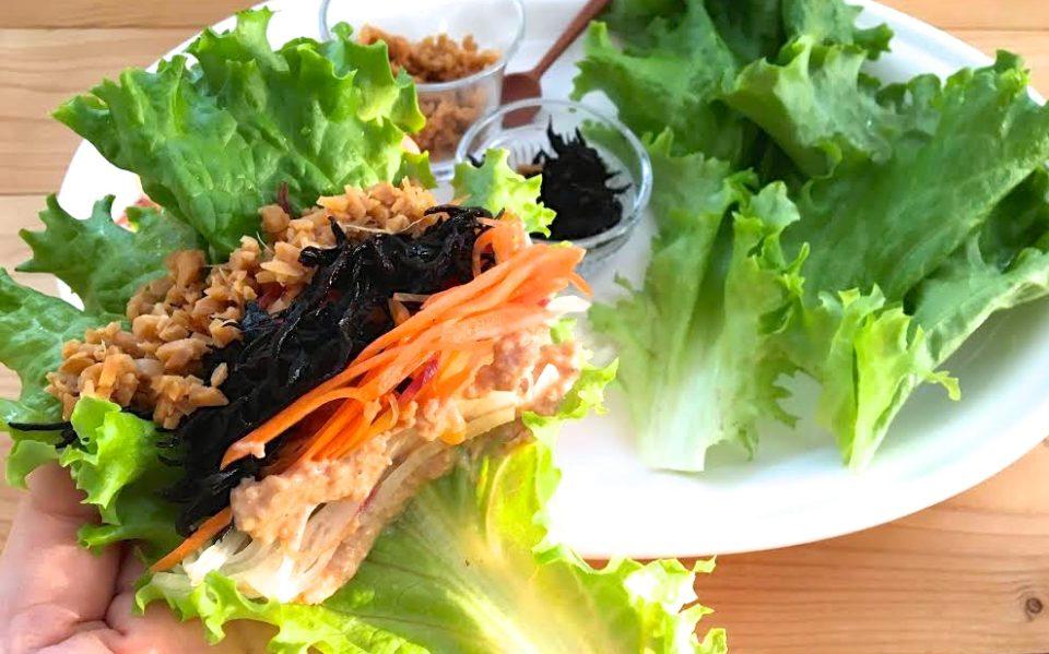 【レシピ提供】初夏のダイエット強化レシピ、4品を考案しました(ヴィーガン、マクロビ)