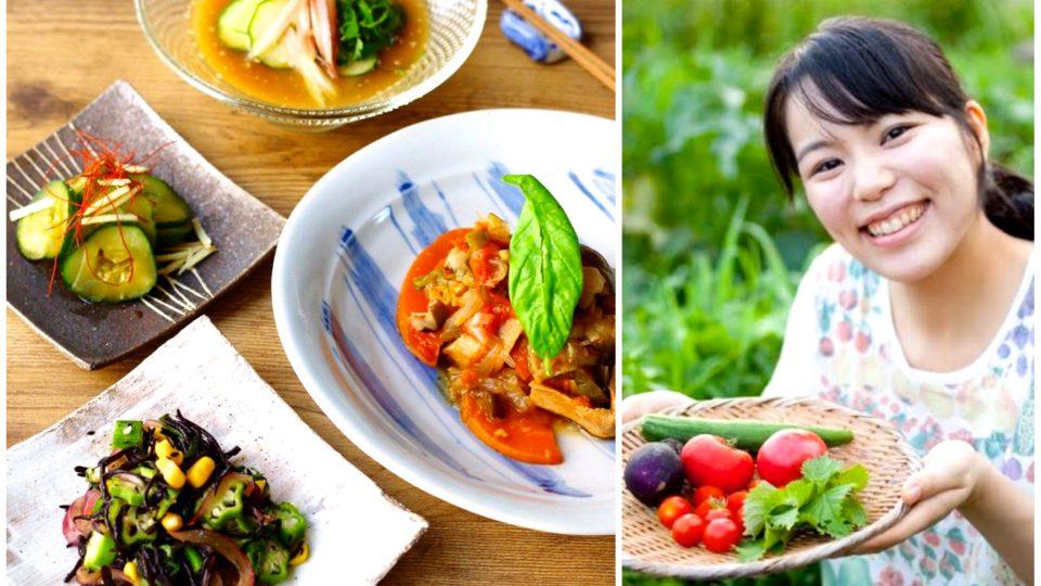 【レシピ提供】夏野菜の作り置きメニュー4品を考案しました!(ヴィーガン、マクロビ)