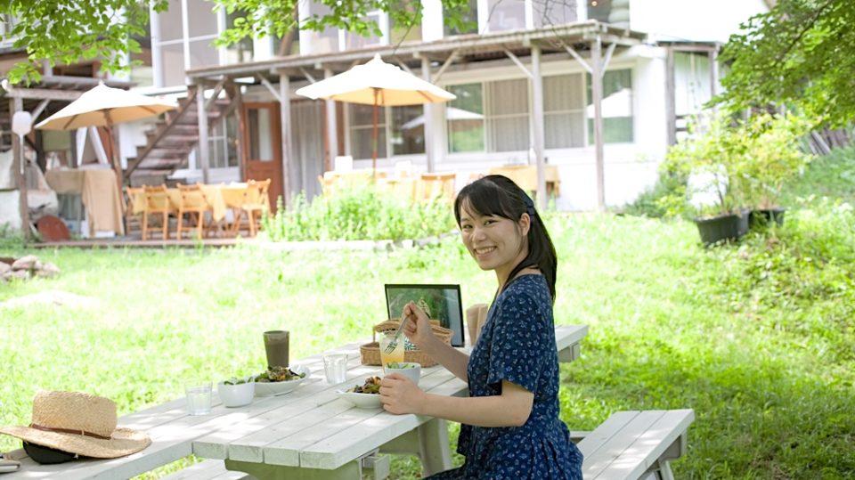 【千葉・鴨川】里山と大自然に囲まれて、Farm to Table なベジランチを。鴨川自然王国・Café Enを取材してきました!