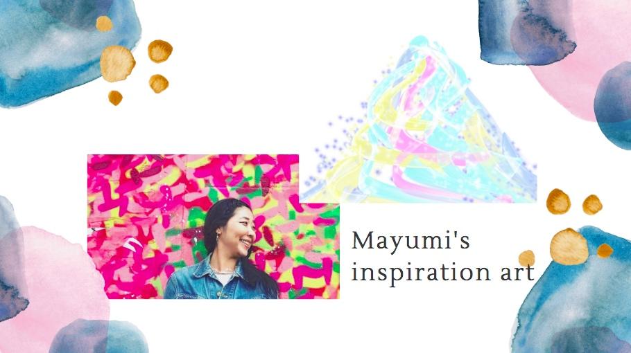 【おすすめ!】言葉のファンタジスタ・まゆみさんの描くインスピレーションアートのパワーが凄まじい❤︎