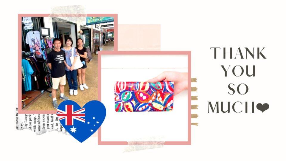 【オーストラリア・ケアンズ】たくさんお世話になった、大好きなお土産屋さんが閉店。ありがとう……!!